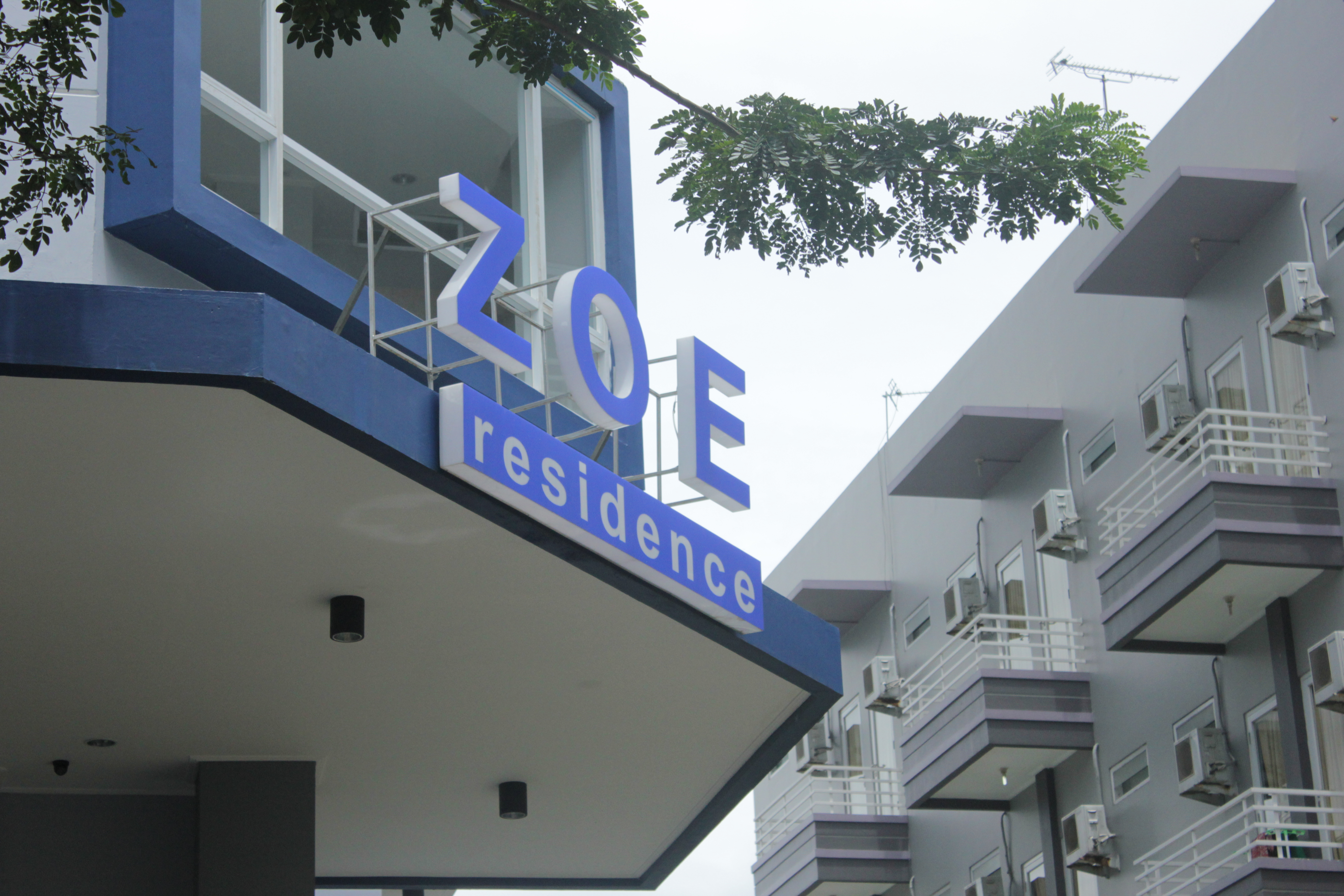 About Zoe Residence